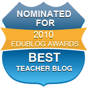 Nominated Teacher Blog