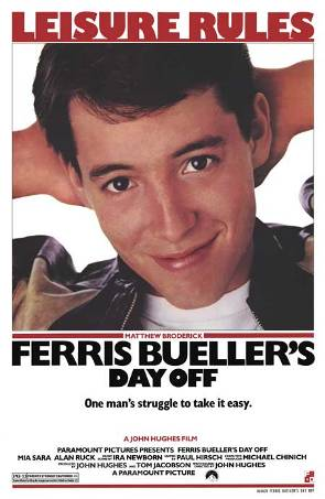 Ferris Bueller's Day Off Re-Examined