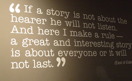 storytelling photo