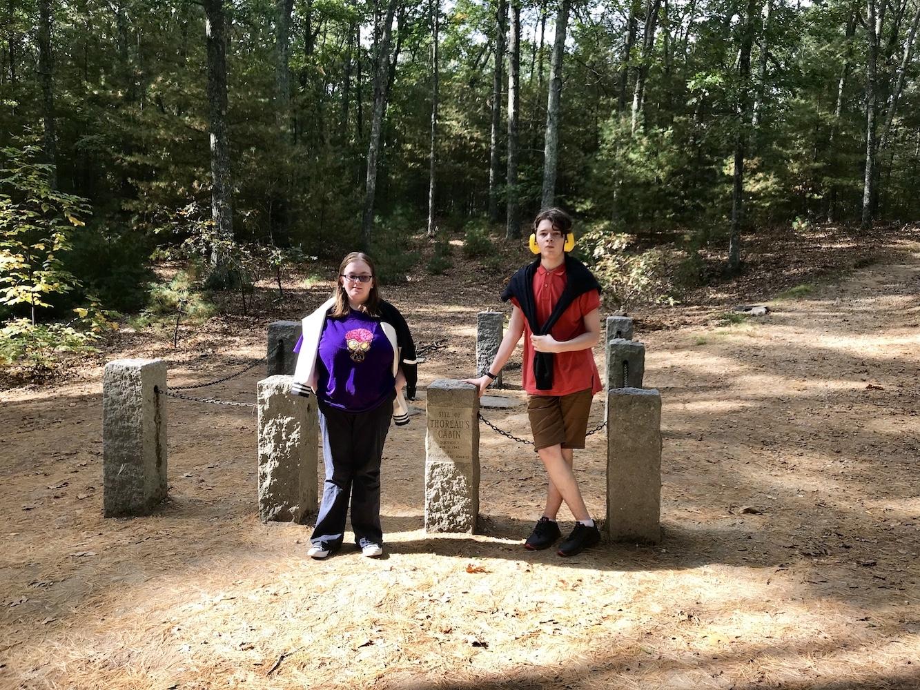 Thoreau's Cabin Site