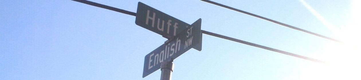 huffenglish.com